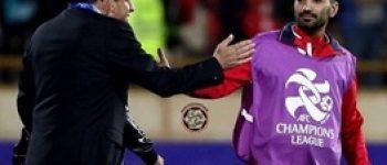 او جایی در تیم ما نخواهد داشت ، برانکو آب پاکی را روی دست مسلمان ریخت/ ایوانکوویچ